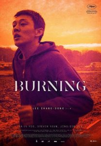 Burning argumento de la película coreana