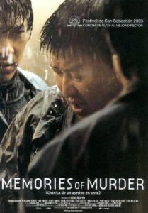 Crónica de un asesino en serie película coreana