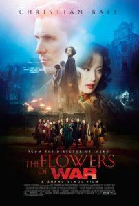 Las flores de la guerra película