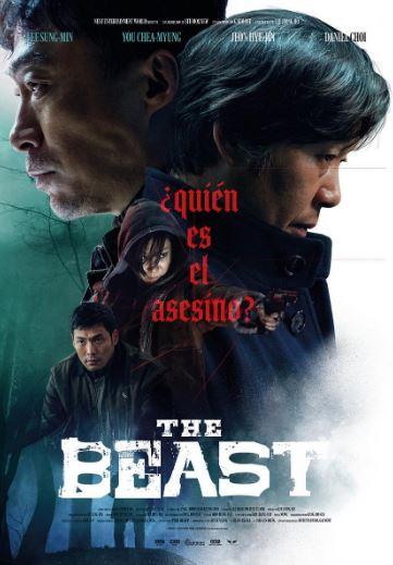 The beast película coreana