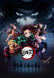 Demon Slayer Kimetsu no Yaiba serie