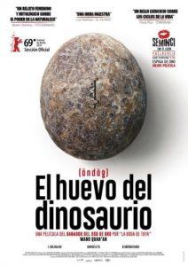 El huevo del dinosaurio película
