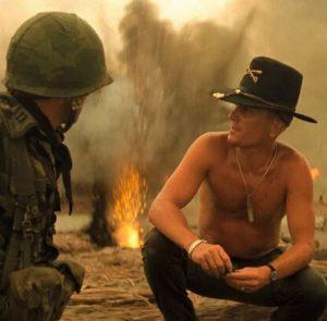 Imagen de las películas sobre la guerra de Vietnam